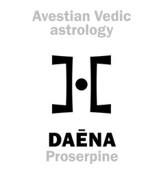 Astrology astral planet da vector