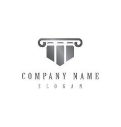 Lawyer logo 2 vector