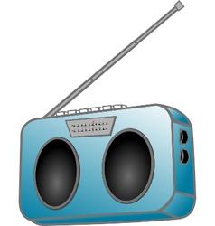 Transistor Radio vector image
