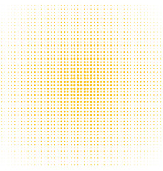 abstract halftone dot pattern background design vector image vector image