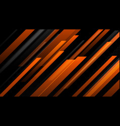 Abstract geometric background with stripes vector