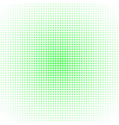 geometric halftone circle pattern background - vector image