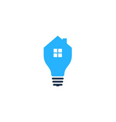 house idea logo icon design vector image