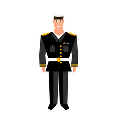 Army general happy veterans day design element vector