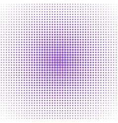 retro halftone circle pattern background design vector image