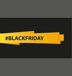 sale banner black friday discount summer sale vector image