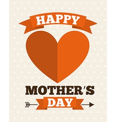 mothers day vector image vector image