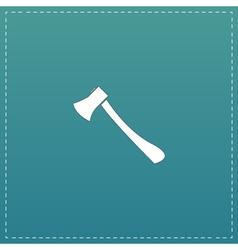 axe icon - vector image