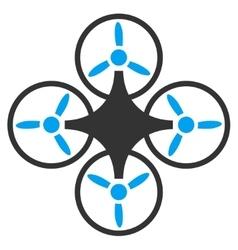 Air Drone Icon vector
