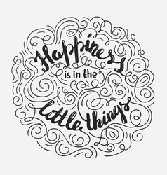 drawing happiness card vector image