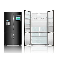 Fridge2 vector