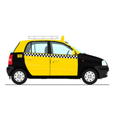 indian taxi vector image