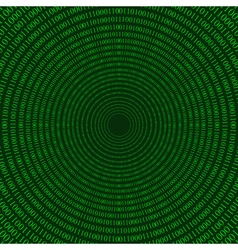 Matrix circular pattern vector