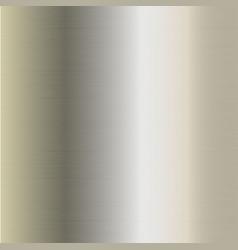 realistic silver foil texture vector image