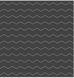 Zig zag chevron grey tile pattern vector
