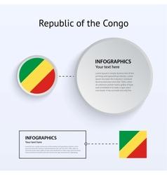 Republic of the Congo Country Set vector image vector image