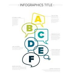 brainstorming ideas concept vector image