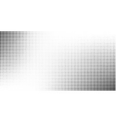 halftone effect background vector image