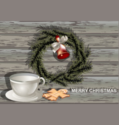 New years breakfast vector