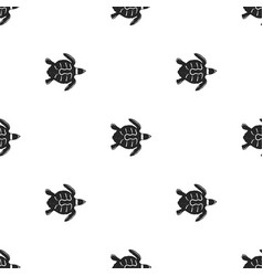 Turtle seamless vector