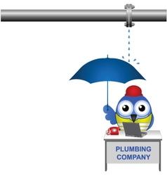 Workers plumber vector