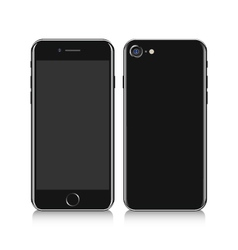 iphone7 vector image
