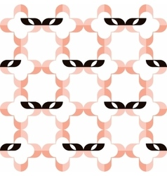 Domino Masks Pattern vector