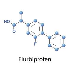 Flurbiprofen is a nonsteroidal anti-inflammatory vector