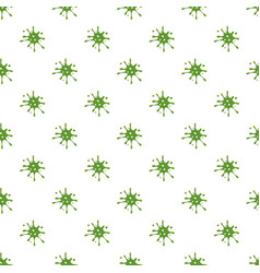 Slime spot isolated on white background vector