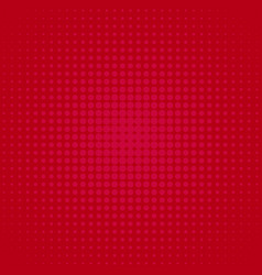 halftone dot pattern background template - graphic vector image vector image