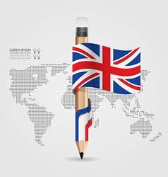 modern Design template flag style vector image vector image