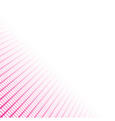 Banner made pink grids and light vector