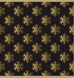 Golden seamless abstract shine wallpaper wrapping vector