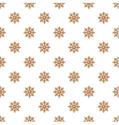 handwheel pattern seamless vector image