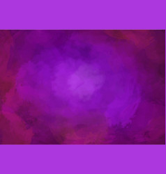 purple reddish cloudy atmosphere abstract vector image