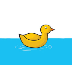 Rubber Duck vector