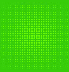 halftone polka dot pattern background template vector image
