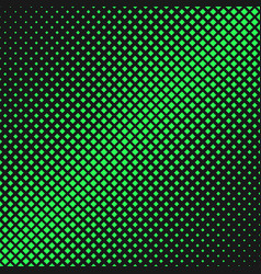 halftone diagonal square background pattern vector image