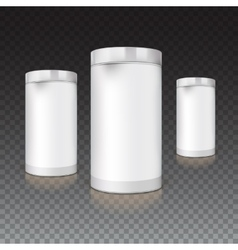Packaging for presentation product vector
