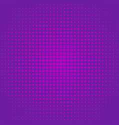 simple halftone polka dot pattern background vector image