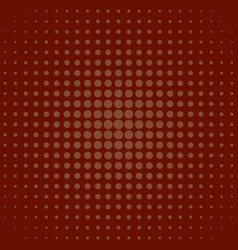 abstract simple halftone dot pattern background vector image