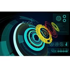circleInDepth preview vector image