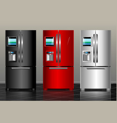Fridge5 vector