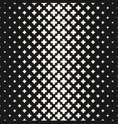 halftone texture transition effect vector image