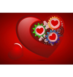 Motion Of Love vector