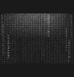 english code vector image