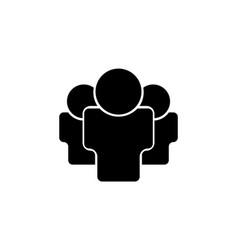 Creative forum icon vector
