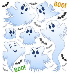 Ghost topic image 2 vector