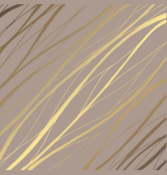 Golden marble for the design vector