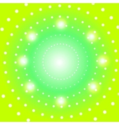 Magical spotlight background vector
